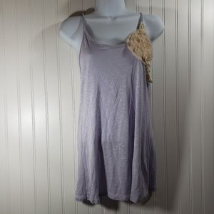 Maurices Lilac Purple Tank Top NWT Size M
